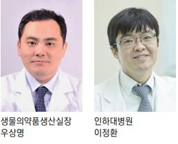 신표적탐색연구과 고성호박사 , 생체지표자연구과 최용두 박사